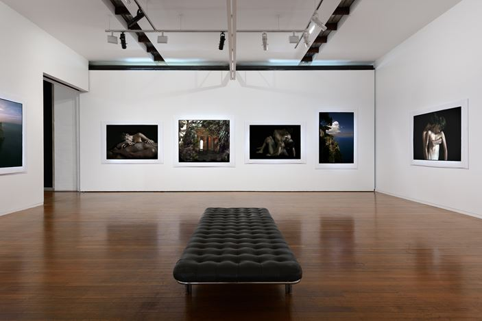 Exhibition view: Bill Henson, Roslyn Oxley9 Gallery (17 May–8 June 2019). Courtesy Roslyn Oxley9 Gallery. Photo: Luis Power.