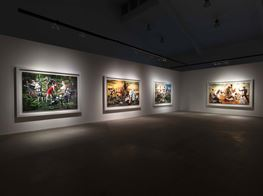 "AES+F<br><em>What Came to Pass</em><br><span class=""oc-gallery"">Tang Contemporary Art</span>"