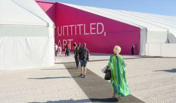 UNTITLED, ART Names Four Guest Curators for Miami Beach Fair