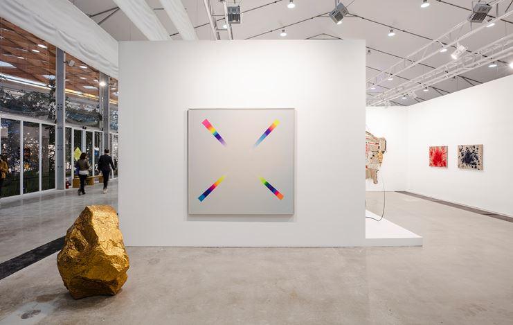 Axel Vervoordt Gallery, West Bund Shanghai (8–11 November 2018). Courtesy Axel Vervoordt Gallery.