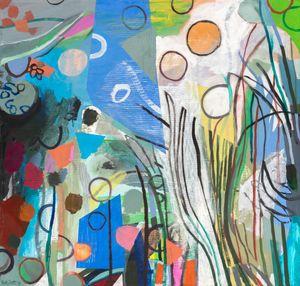 An Interval of Silence by Bill Scott contemporary artwork
