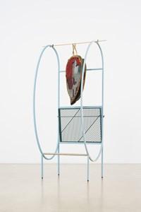 Rove and Round - face, mat, belly #18-01 by Suki Seokyeong Kang contemporary artwork sculpture