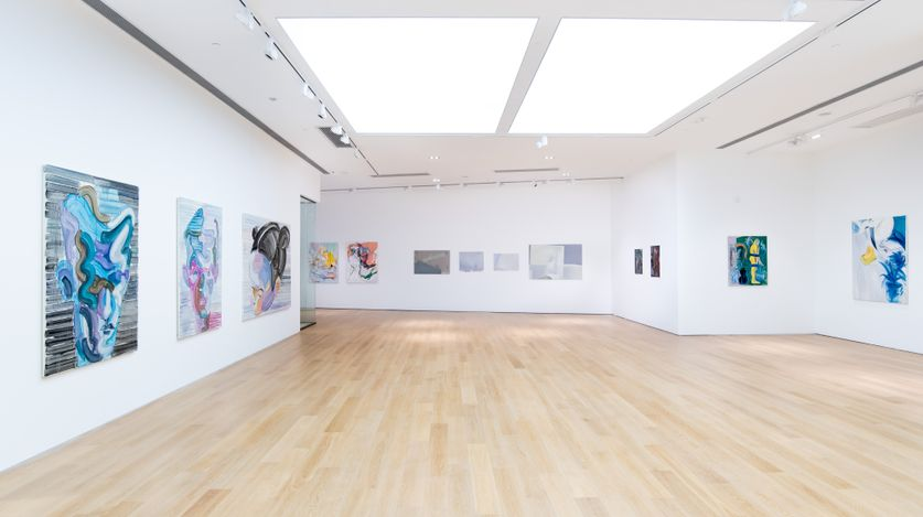 Exhibition view: Group exhibition, Low Fever,Tang Contemporary Art, Hong Kong (18 March–17 April 2021). Courtesy Tang Contemporary Art.