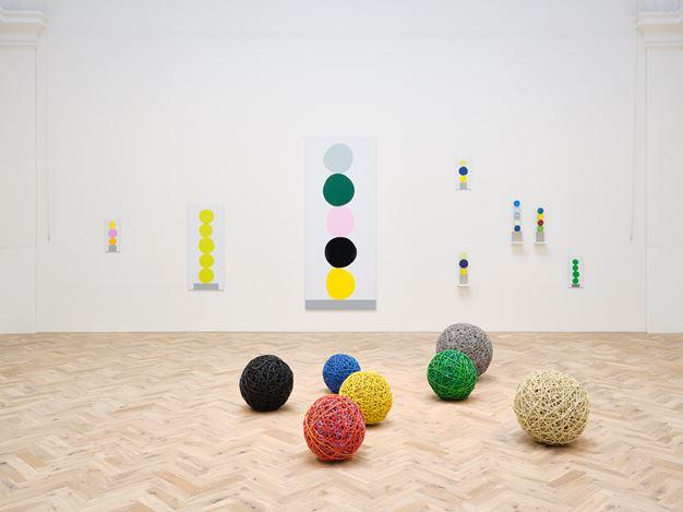 Exhibition view: David Batchelor, My Own Private Bauhaus, Ingleby Gallery, Edinburgh (24 July–28 September 2019). Courtesy Ingleby Gallery. Photo:Tom Nolan.