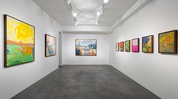 Contemporary art exhibition, Lisa Sanditz, Mud Season at Huxley-Parlour, London