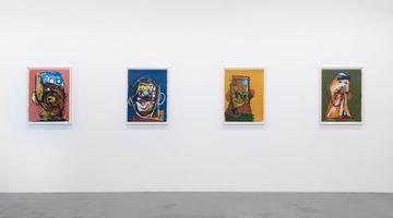 Contemporary art exhibition, Genesis Tramaine, Worship Works at Almine Rech, Aspen, USA
