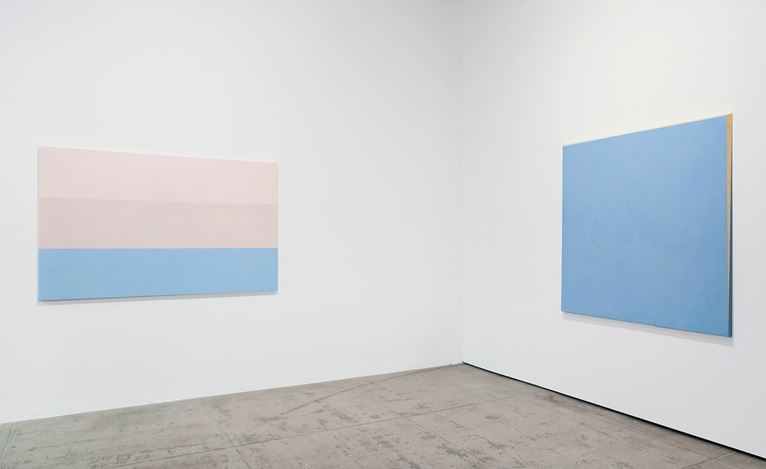 Exhibition view: Group Exhibition,Summer Selection, Marian Goodman Gallery, New York (28 June–24 August 2018). Courtesy Marian Goodman Gallery.