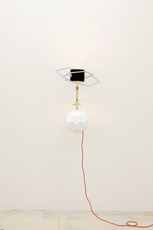 Saturn by Björn Dahlem contemporary artwork sculpture