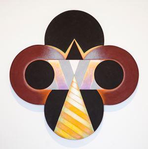 Centrovision 907 by Mahirwan Mamtani contemporary artwork