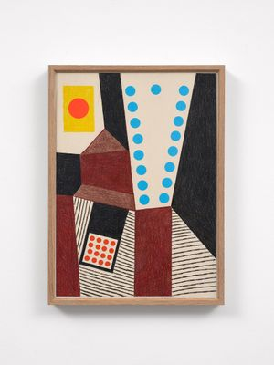 SI by Nathalie Du Pasquier contemporary artwork