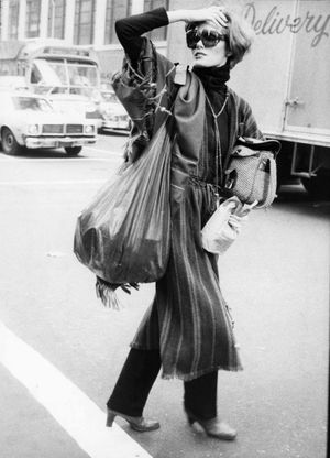 Marion York by Bill Cunningham contemporary artwork photography