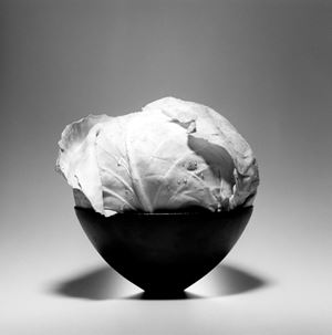 Cabbage by Robert Mapplethorpe contemporary artwork