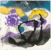 人文覓旅 Journey of the Cultural Exploration by Lee Chung-Chung contemporary artwork painting, works on paper, drawing