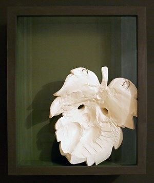 Fig Leaf for David by Meriç Algün Ringborg contemporary artwork