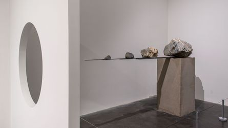 Exhibition view: Silent Thunder, UCCA Beijing (6 March–23 May 2021). Courtesy UCCA Center for Contemporary Art.