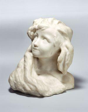 L'Aurore by Camille Claudel contemporary artwork sculpture
