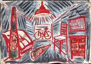 Daily Epic - Tsingtao Beer by Mao Xuhui contemporary artwork