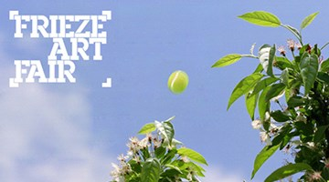 Contemporary art exhibition, Frieze New York 2015 at Hauser & Wirth, New York, USA
