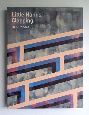 Little Hands Clapping / Dan Rhodes by Heman Chong contemporary artwork