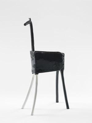 Giraffa (Giraffe) by Fausto Melotti contemporary artwork
