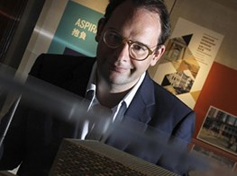 Hong Kong is the most fascinating city on earth for Tobias Berger, arts curator