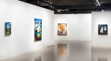 Contemporary art exhibition, Djordje Ozbolt, Greetings From A Far Away at Gallery Baton, Seoul