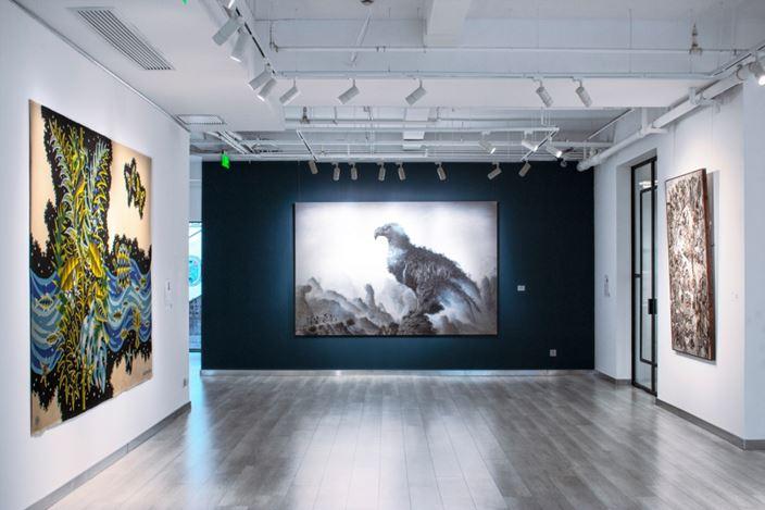Exhibition view: Paris, as a Destination, Galerie Dumonteil, Shanghai (9 January–1 March 2020). Courtesy Galerie Dumonteil.