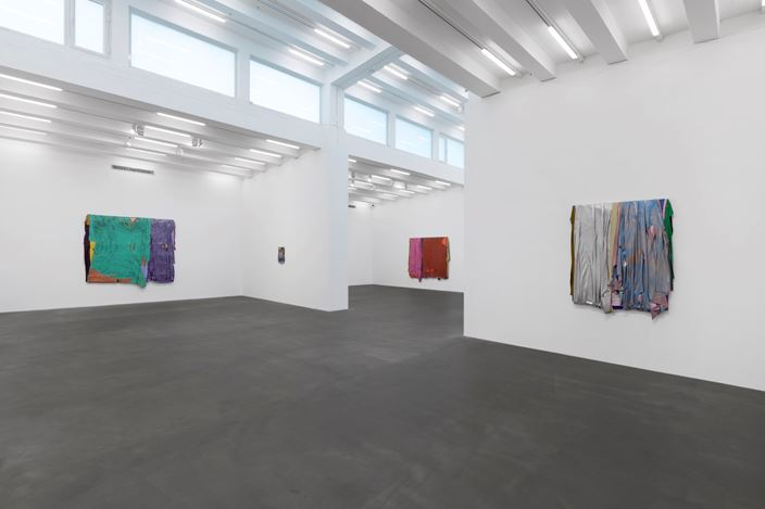 Exhibition view: Ju Ting, Scales, Galerie Urs Meile, Beijing (31 August–20 October). Courtesy the artist and Galerie Urs Meile, Beijing-Lucerne.