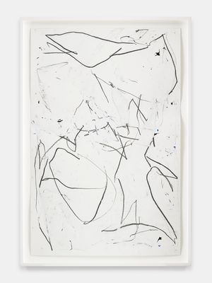 Preference Drawing 2 by Joseph Hart contemporary artwork