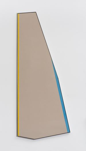 Verdet by Kenneth Noland contemporary artwork