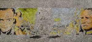 Untitled (POMOTB) by Daniel Boyd contemporary artwork