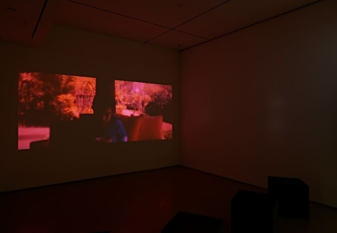 Exhibition view: Group Exhibition, On the Periphery of Vision, Jane Lombard Gallery, New York (27 June–3 August 2018). Courtesy Jane Lombard Gallery. Photo: Arturo Sanchez.