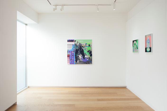 Exhibition view: Junu Ahn,Ram Han, Deleted, Whistle, Soeul (28 September–2 November 2019). Courtesy Whistle.