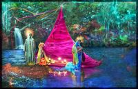 A New World by David LaChapelle contemporary artwork photography