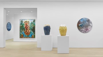 Contemporary art exhibition, Group Exhibition, By Fire, Ceramic Works at Almine Rech, New York