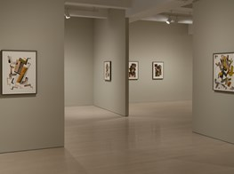 "Irving Penn<br><em>Paintings</em><br><span class=""oc-gallery"">Pace Gallery</span>"