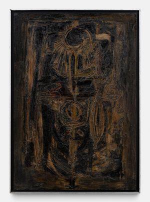 La Pucelle by Roger-Edgar Gillet contemporary artwork