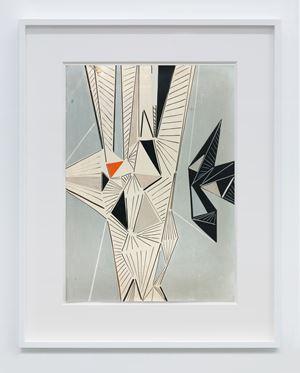 Untitled by Bruno Munari contemporary artwork painting