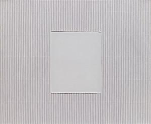 Ecriture No. 021009 by Park Seo-Bo contemporary artwork