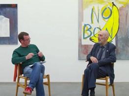 Walter Swennen in conversation with Miguel Wandschneider