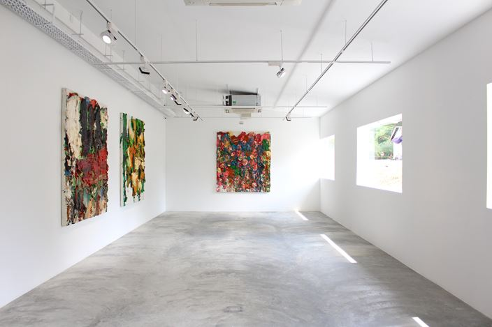 Exhibition view: Group exhibition, What You See Is What You See, Pearl Lam Galleries, Dempsey Hill, Singapore (1 March–31 March, 2019). Courtesy Pearl Lam Galleries.
