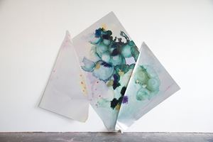 die jahre von dir zu mir by Myriam Holme contemporary artwork