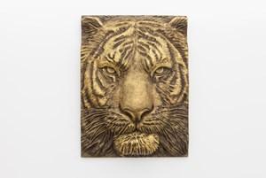 Untitled (Emperor's Tiger) by Robert Longo contemporary artwork