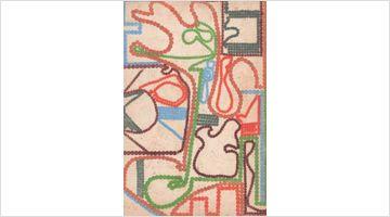 Contemporary art exhibition, Sean Sullivan, New Mnemonics at Gallery Fifty One Too, Belgium