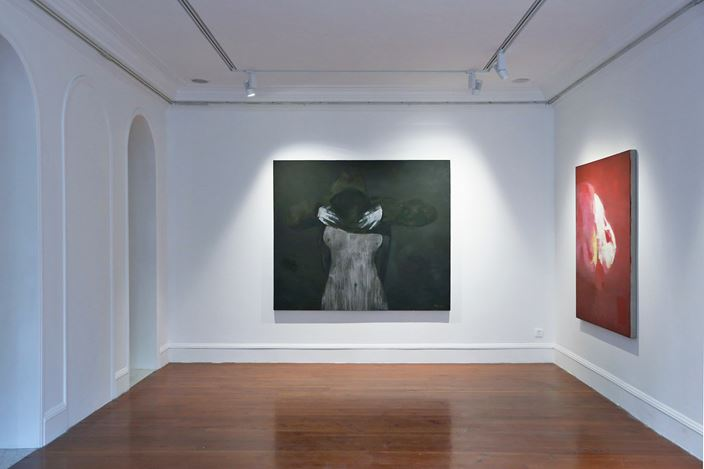 Exhibition view:                  Mou Huan, Solo Exhibition, Leo Gallery, Shanghai (5 November 2019–22 February 2020). Courtesy Leo Gallery.