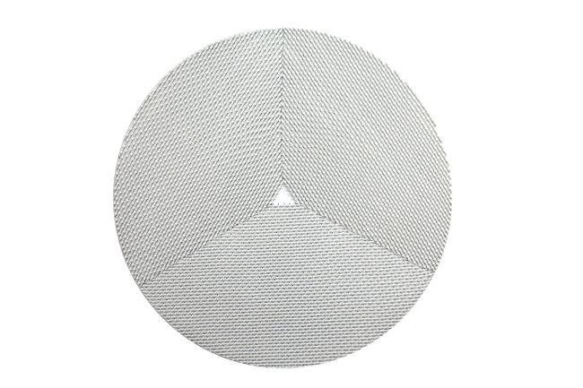 Qui a besoin d'un dieu triangle 02 by mounir fatmi contemporary artwork