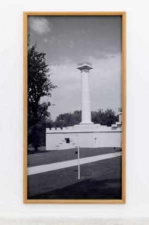 Ledoux II by Günther Förg contemporary artwork