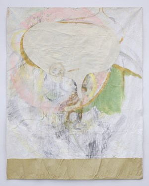 Gedächtnißschwund im Frühling by Róza El-Hassan contemporary artwork