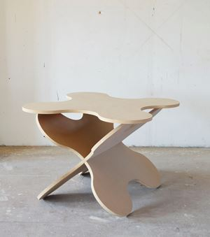 Workstation (For Marianne Brandt) by Luca Frei contemporary artwork