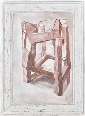 Crooked House No.180312 错屋No.180312 by Chen Yujun contemporary artwork